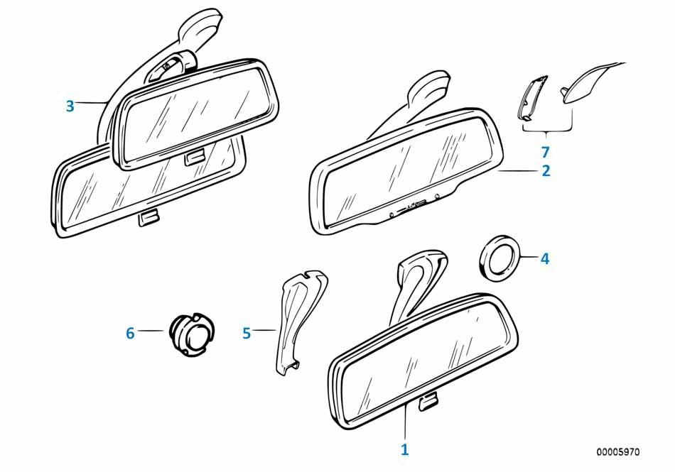 ГТС 2012-2016 Боковые зеркала в сборе  заказать