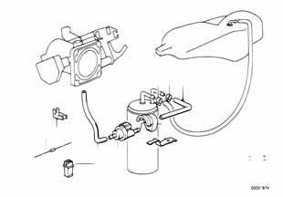 8Л 1996-2003 Клапан впускной  заказать