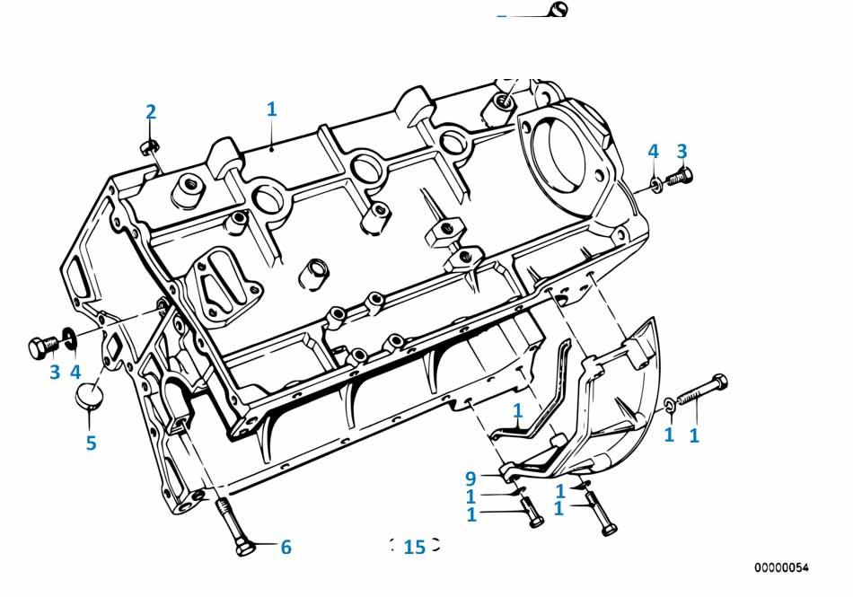 Комплекты прокладок для двигателя Бмв Е82 1 серия
