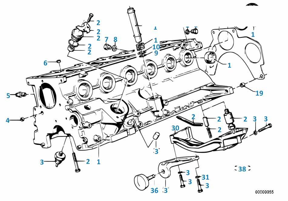 2 1995-2001 Комплекты прокладок для двигателя  заказать