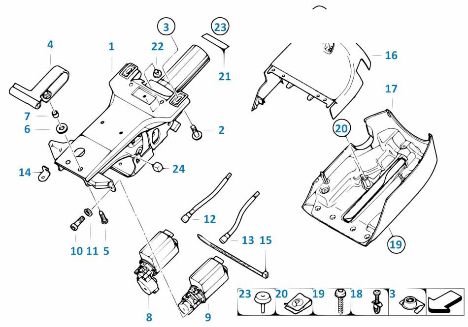 Комплект сцепления Бмв Е87 ЛСi 1 серия
