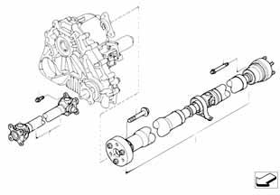 Привода (шрусы) Форд 1 2008-2013 Kuga