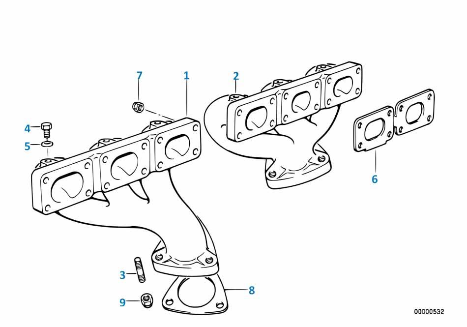 Спайдер 2012-2014 Прокладка впускного коллектора  заказать