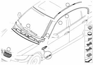 Прокладка поддона двигателя Лэндр Ровер 2 2006-2014 Freelander