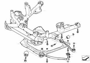 Пружина передней подвески Лэндр Ровер 1 1988-1994 Range rover