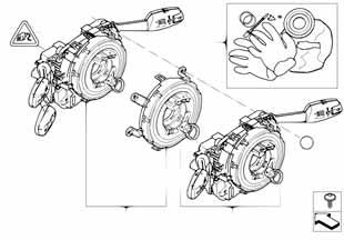 Рулевой наконечник Бмв Е87 ЛСi 1 серия