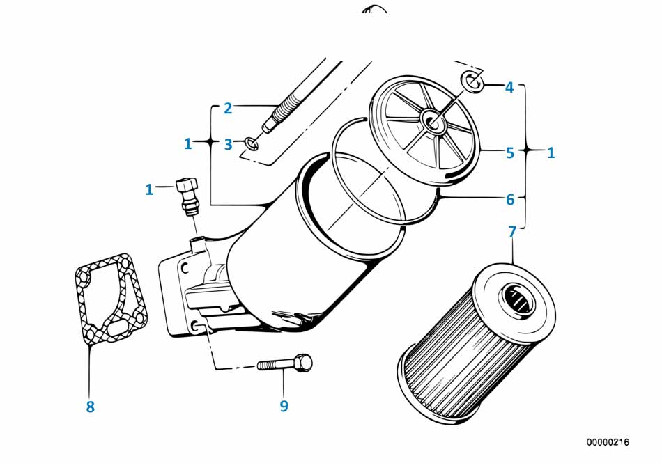 1 2009-2014 Уплотнитель масляного радиатора акпп  купить