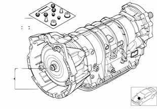 4 1997-2006 Фильтр автоматической коробки передач  заказать