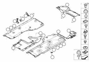 Фильтр автоматической коробки передач Бмв Е81 1 серия