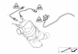 Е87 фильтр автоматической коробки передач  купить